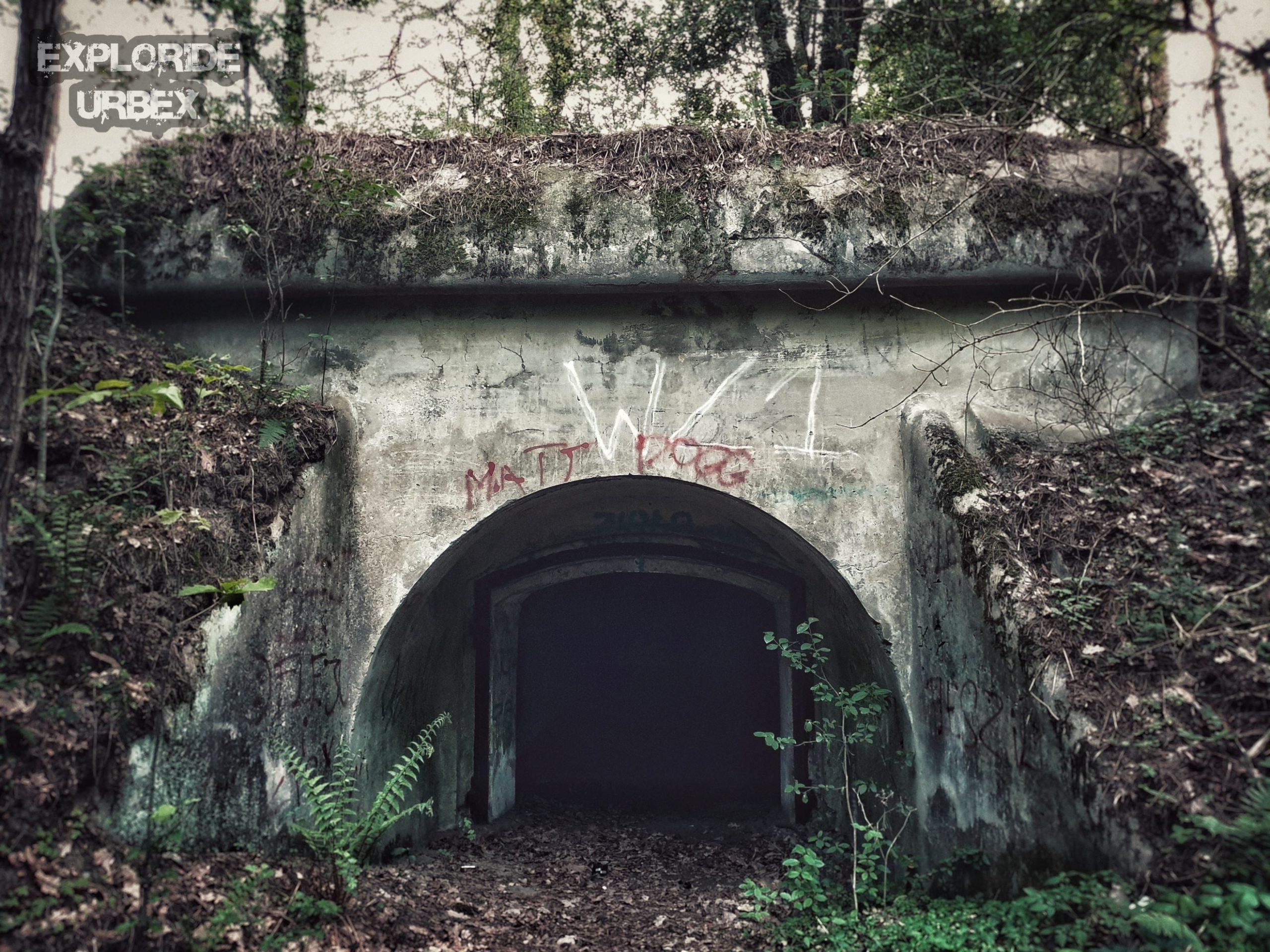 fort VII twierdzy modlin cybulice
