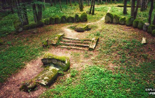 Pseudomegalityczny cmentarz Dohnów