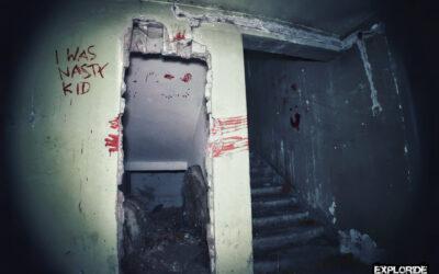 opuszczony hotel, polhotel, pol-hotel, otwock, urbex, warszawa, exploride, opuszczone, opuszczona, pogorzel, history, paintball, silt