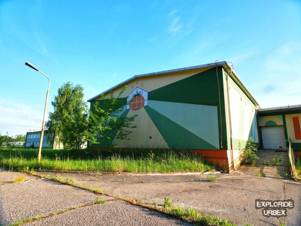 opuszczona szklarnia, pgo, ostrołęka,urbex, opuszczona fabryka, industrial, polskie zakłady ogrodnicze